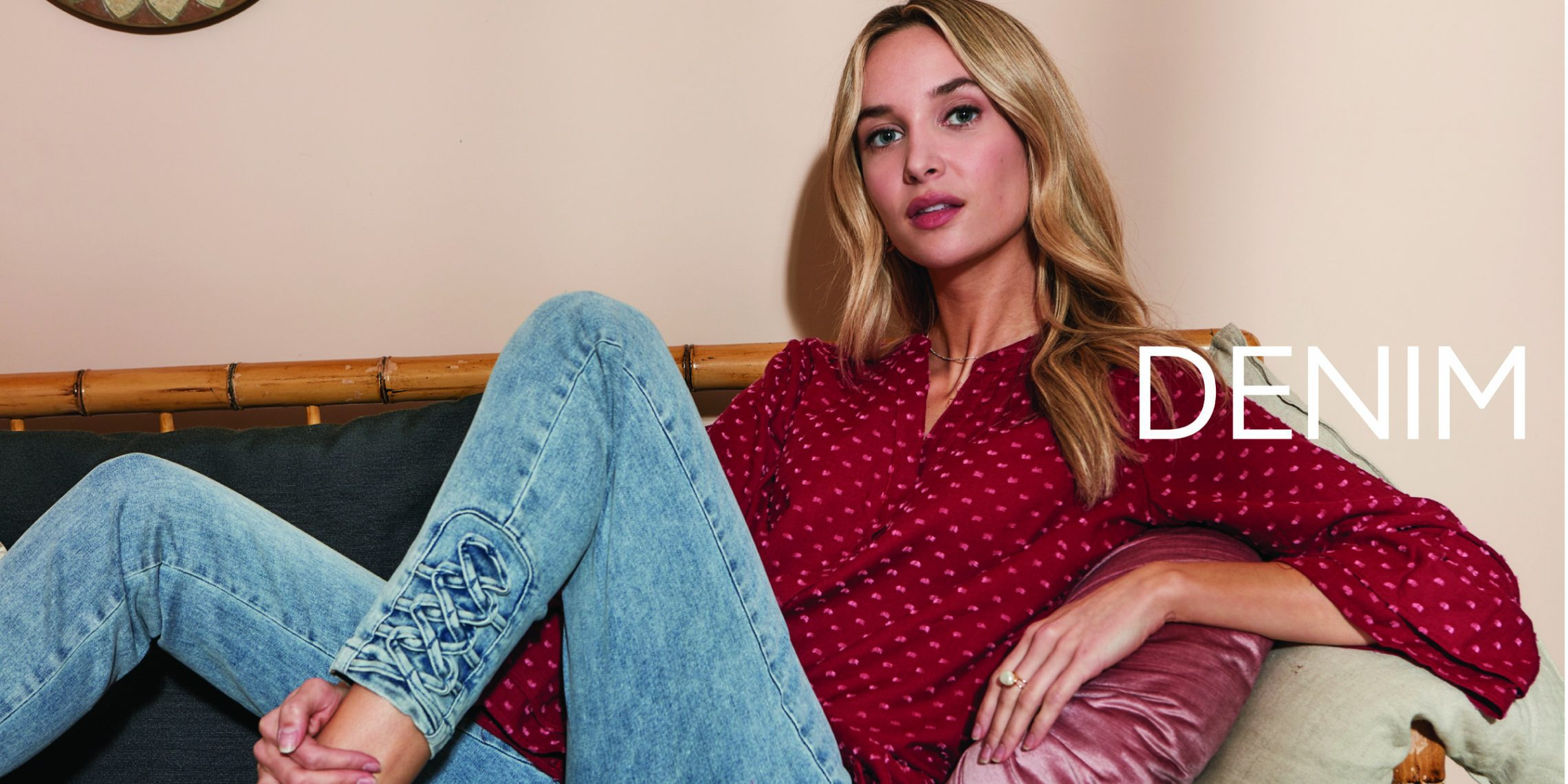 D-LUX PULL-ON SUZANNE BOOTCUT (659106N) Banner Image